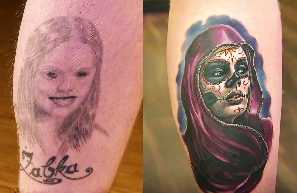 Tattoo Fix Ups: Upgrading Failed Or Faded Tattoos