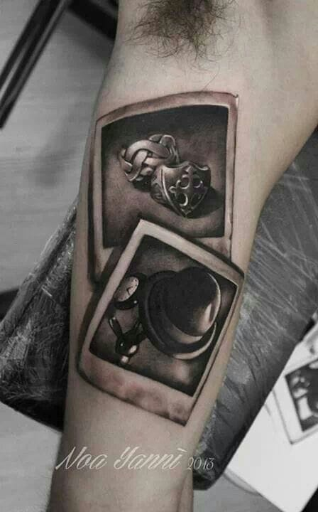 Amazing piece by Noa Yanni!