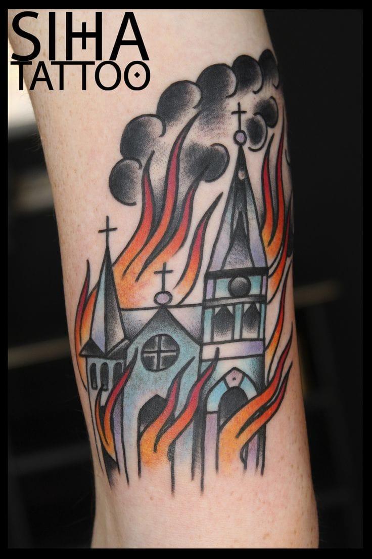 by Siha Tattoo