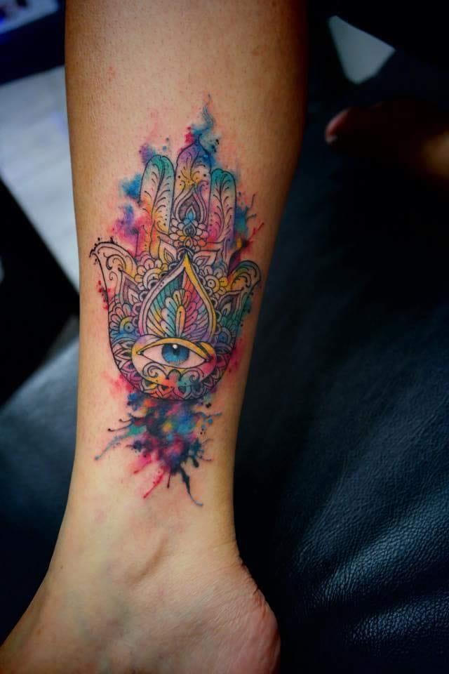 Variedade De Estilos Em 20 Tatuagens Coloridas e Preto e Cinza