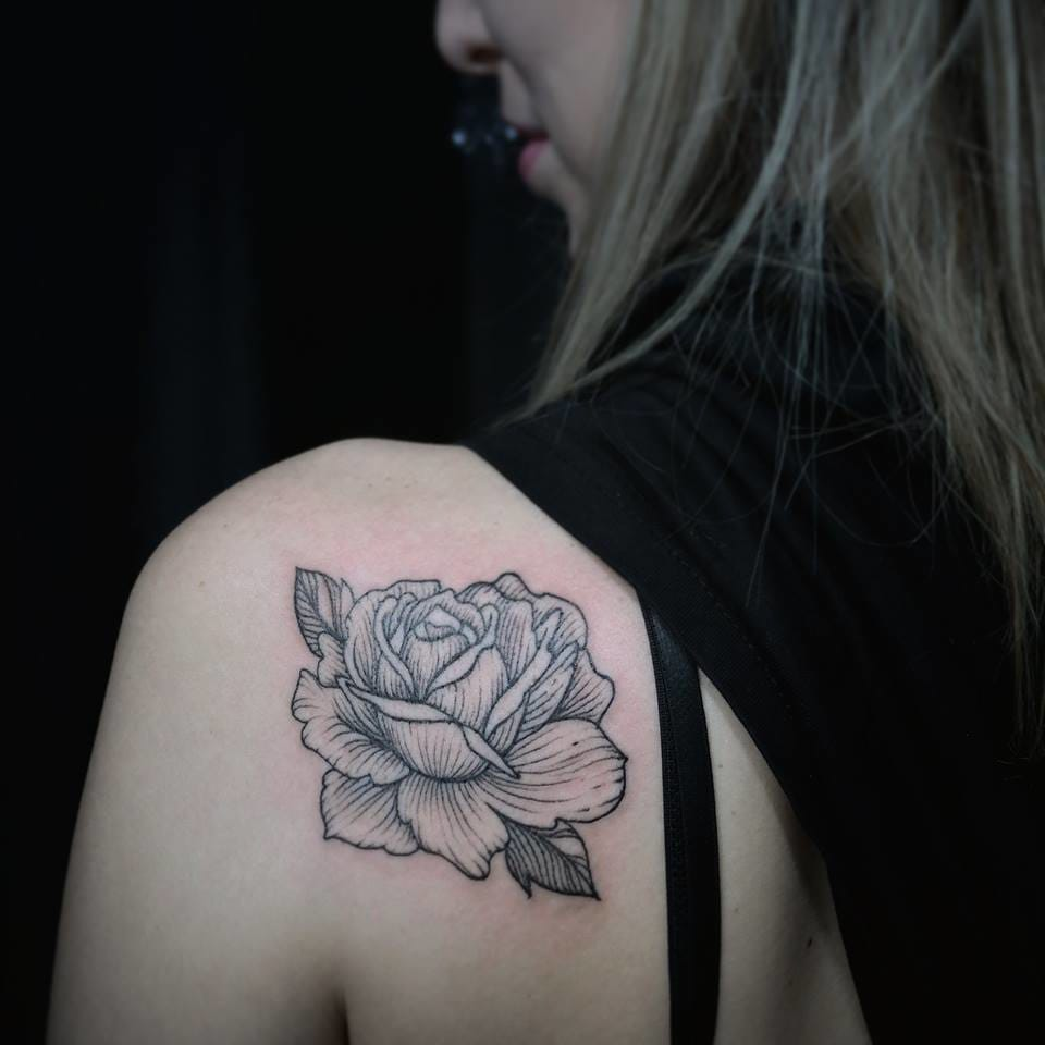 Tatuagem fine art