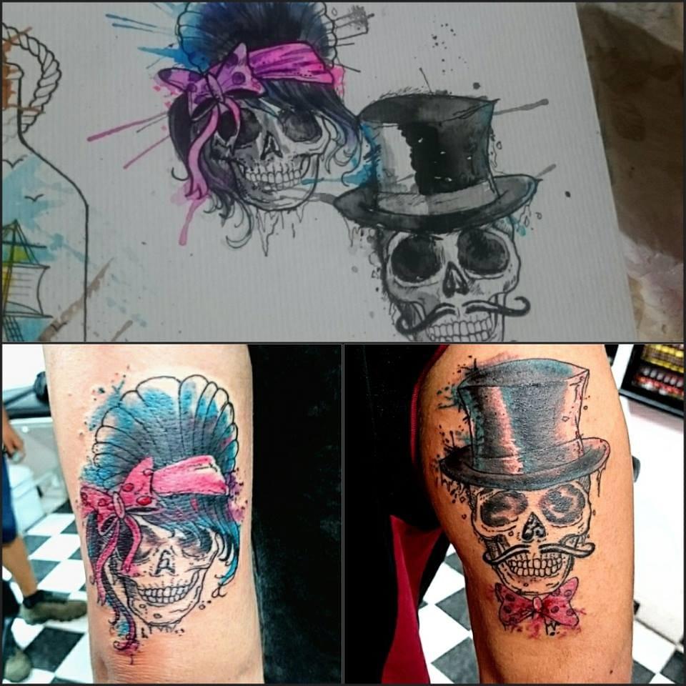 Daniel Amaral e Sua Base Artística Sólida Em 20 Tatuagens Lindas