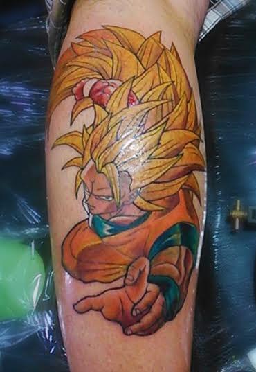 Fãs de Dragon Ball?