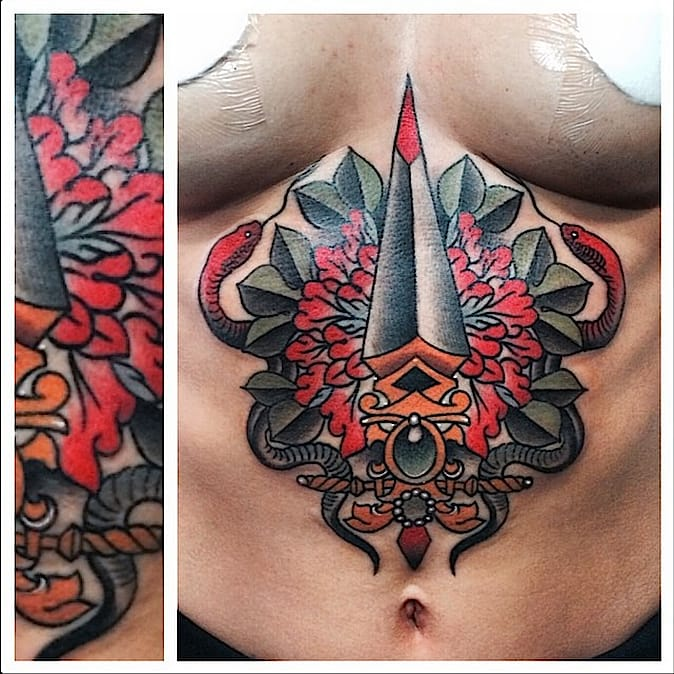 Tattoo by Johnny Domus Mesquita