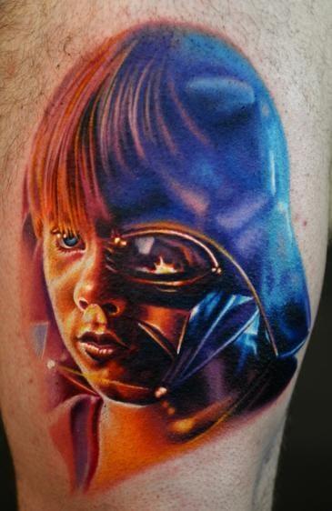 Anakin/Darth Vader