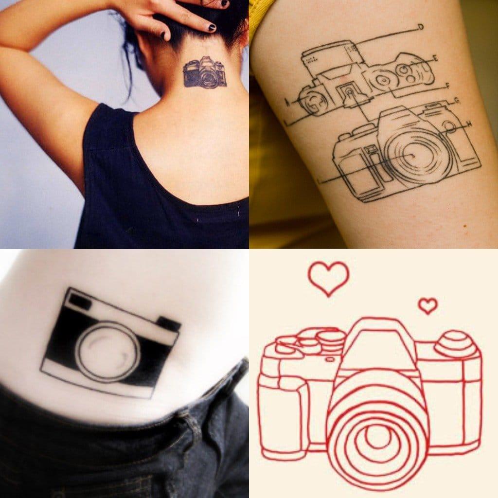 Tatuagens feitas por Cara