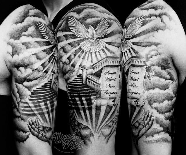 Tattoo Artist: Miguel Angel