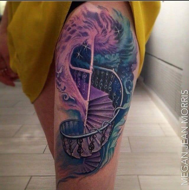 Tattoo Artist: Megan Jean Morris