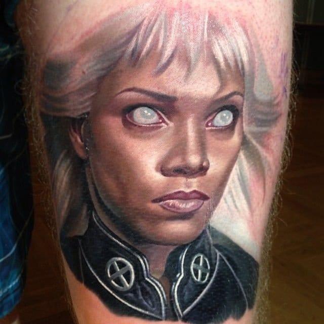 Storm (Tattoo Artist: Nikko Hurtado)