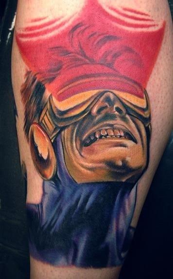 Cyclops tattoo