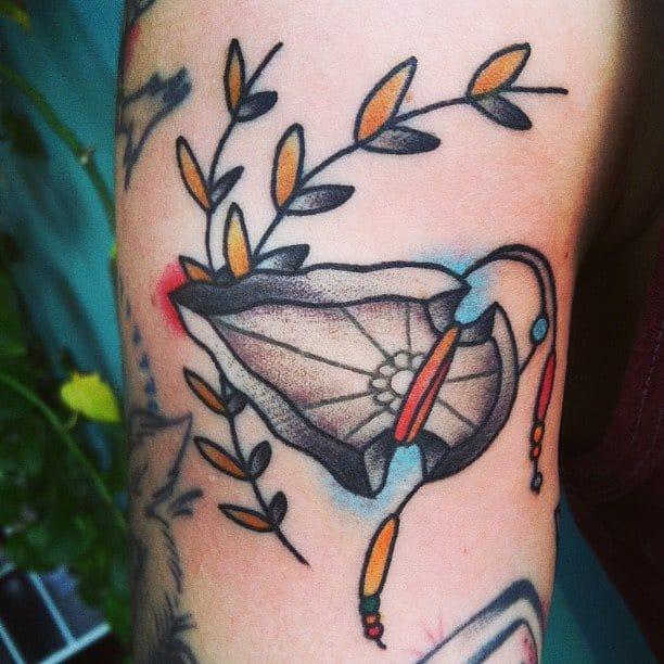 22 Piercing Arrowhead Tattoos