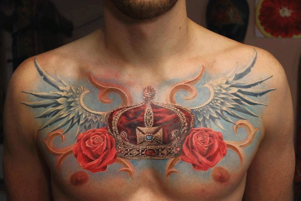 Royal Crown Tattoos For Queens And Kings