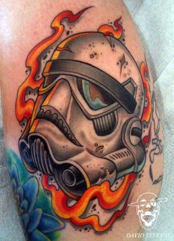 Another Great Tattoo by David Tevenal