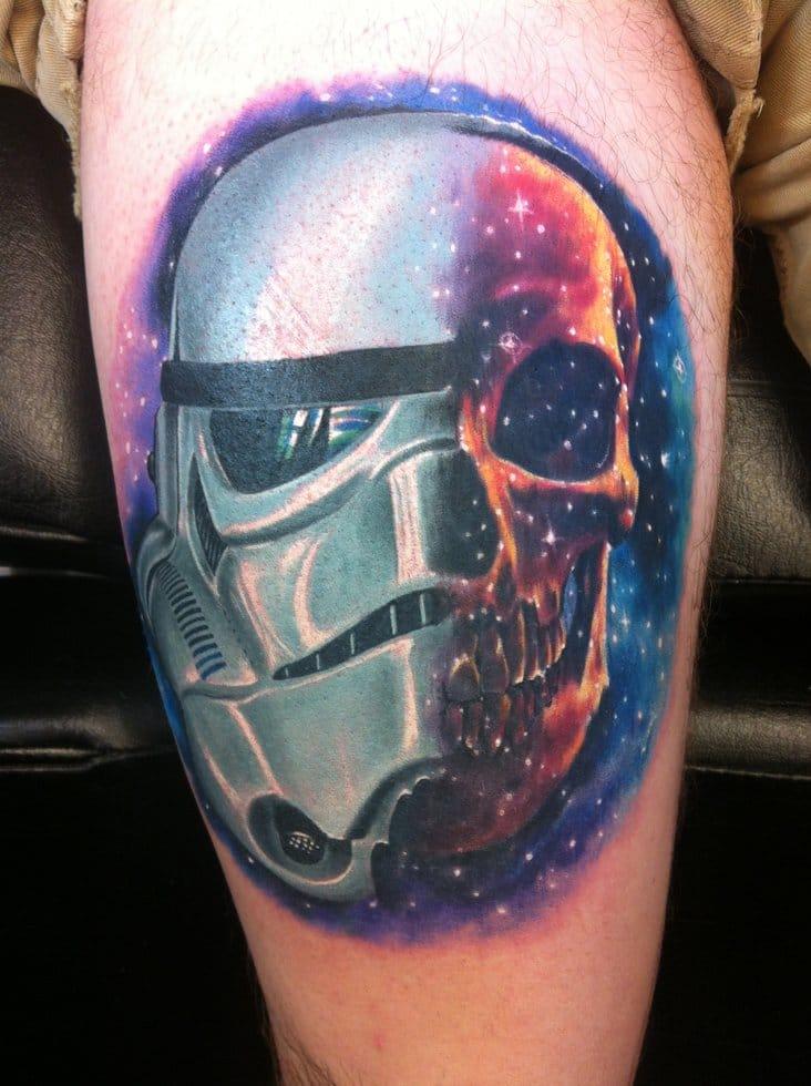 Amazing Tattoo by Carlos Ransom