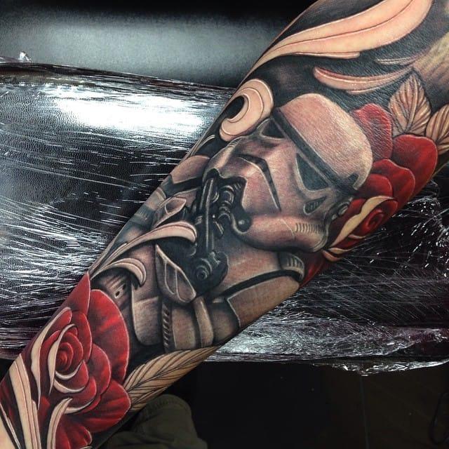 Brilliant Sleeve by Craig Holmes