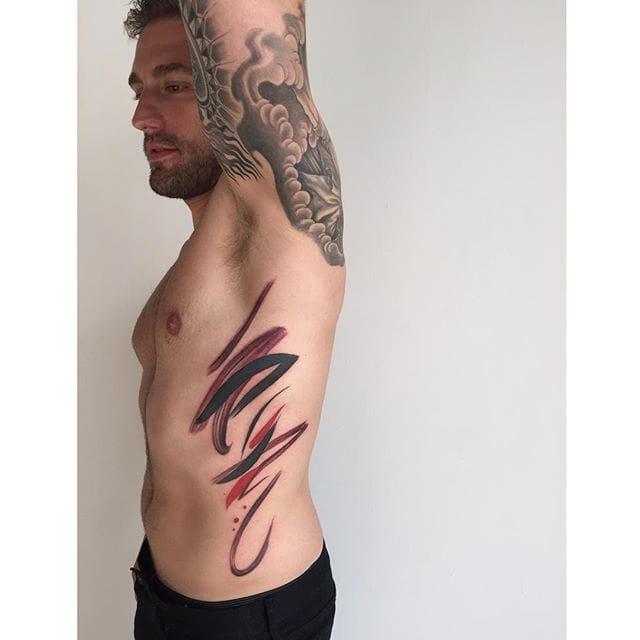 Tattoo by Amanda Wachob