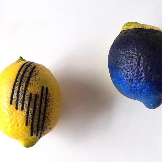 Tattooed lemons