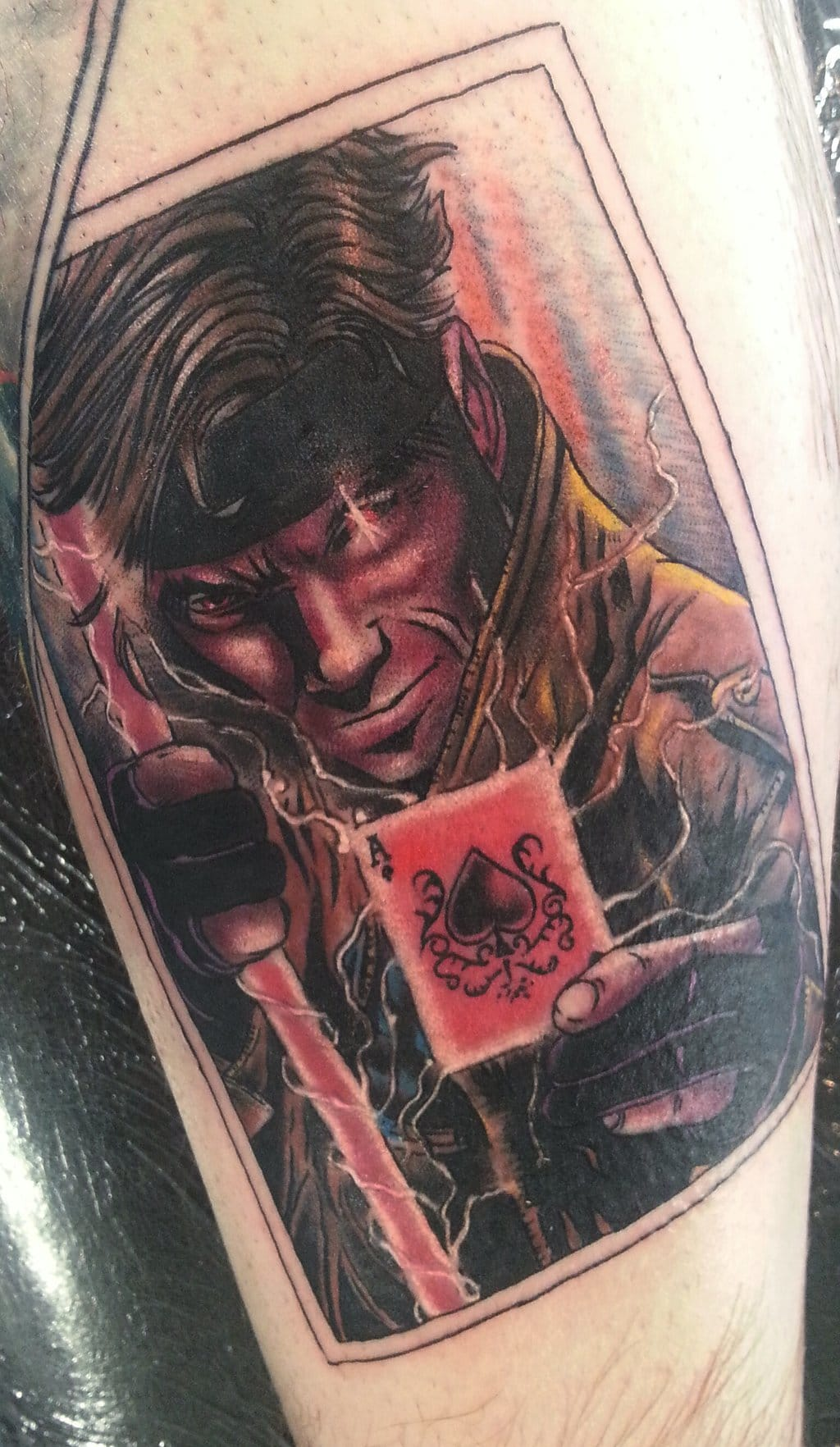 15 Energetic Gambit Tattoos!!