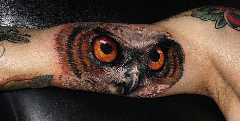 20 Beautiful Bird Tattoos