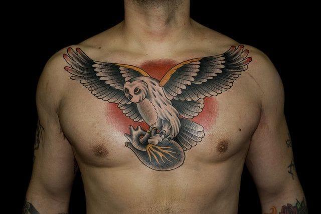 Tattoo by Myke Chambers.