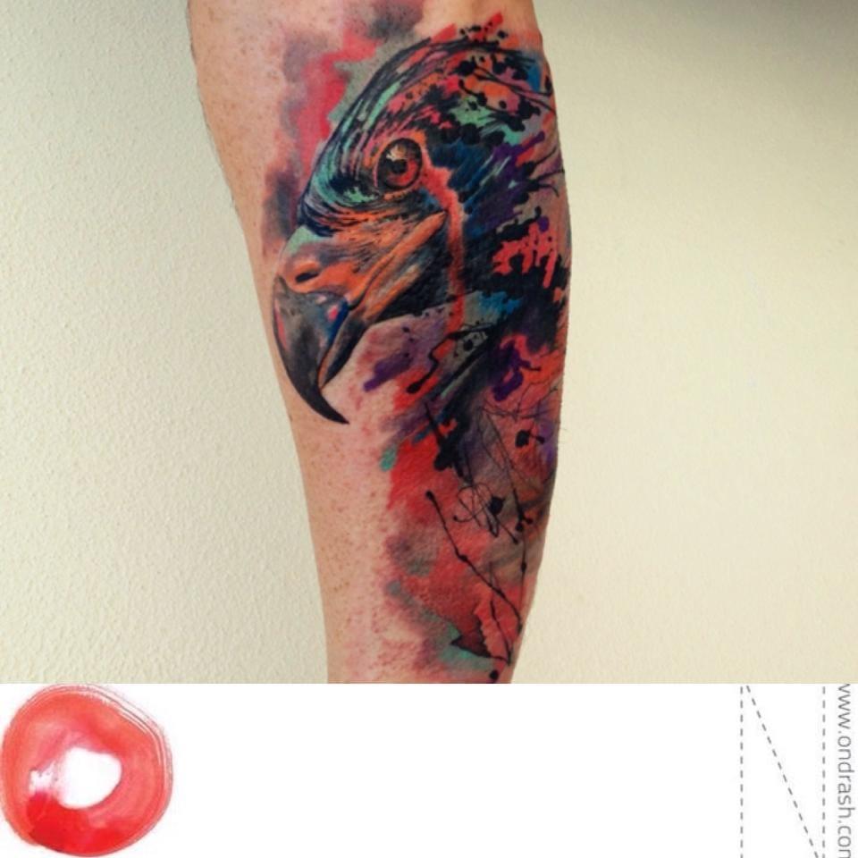 Ondrej Konupcik Tattoo