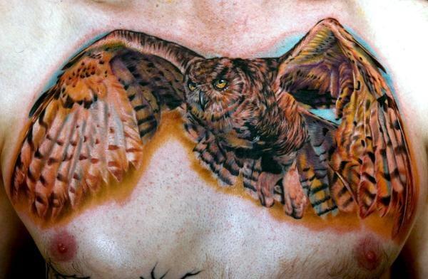 Tattoo artist: Cecil Porter