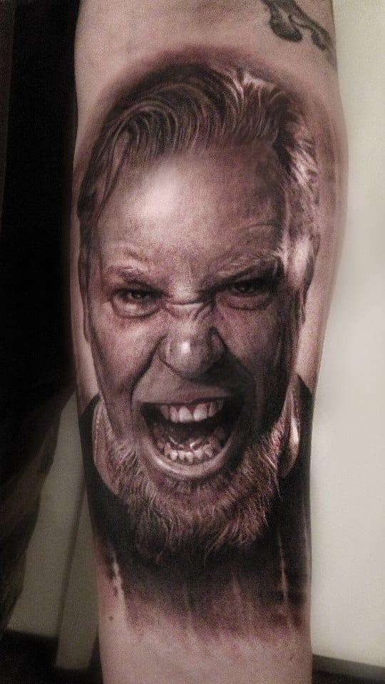 Rad James Hetfield!