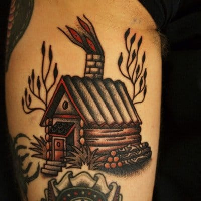 Log Cabin by Swallows and Daggers