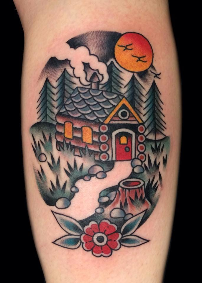 Love This Tattoo by Phil Hatchet Yau!