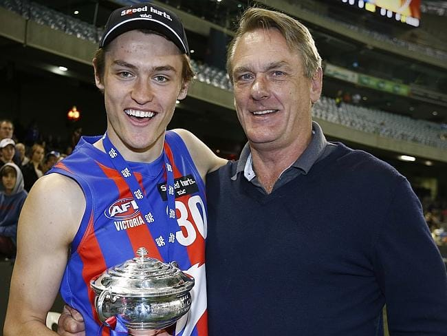 Darcy Is Hoping To Replicate His Father, Pete's Success!