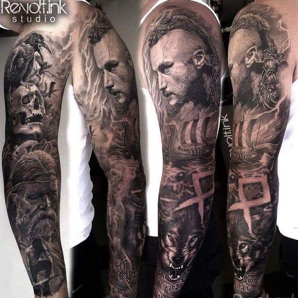 Epic sleeve by Bastart!