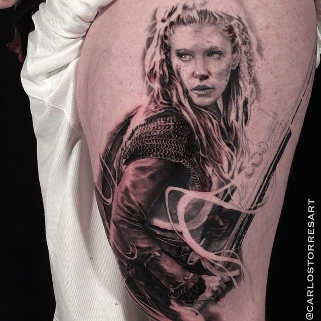 Floki Tattoos: Prepare For The Next Raid With History's Vikings Tattoos