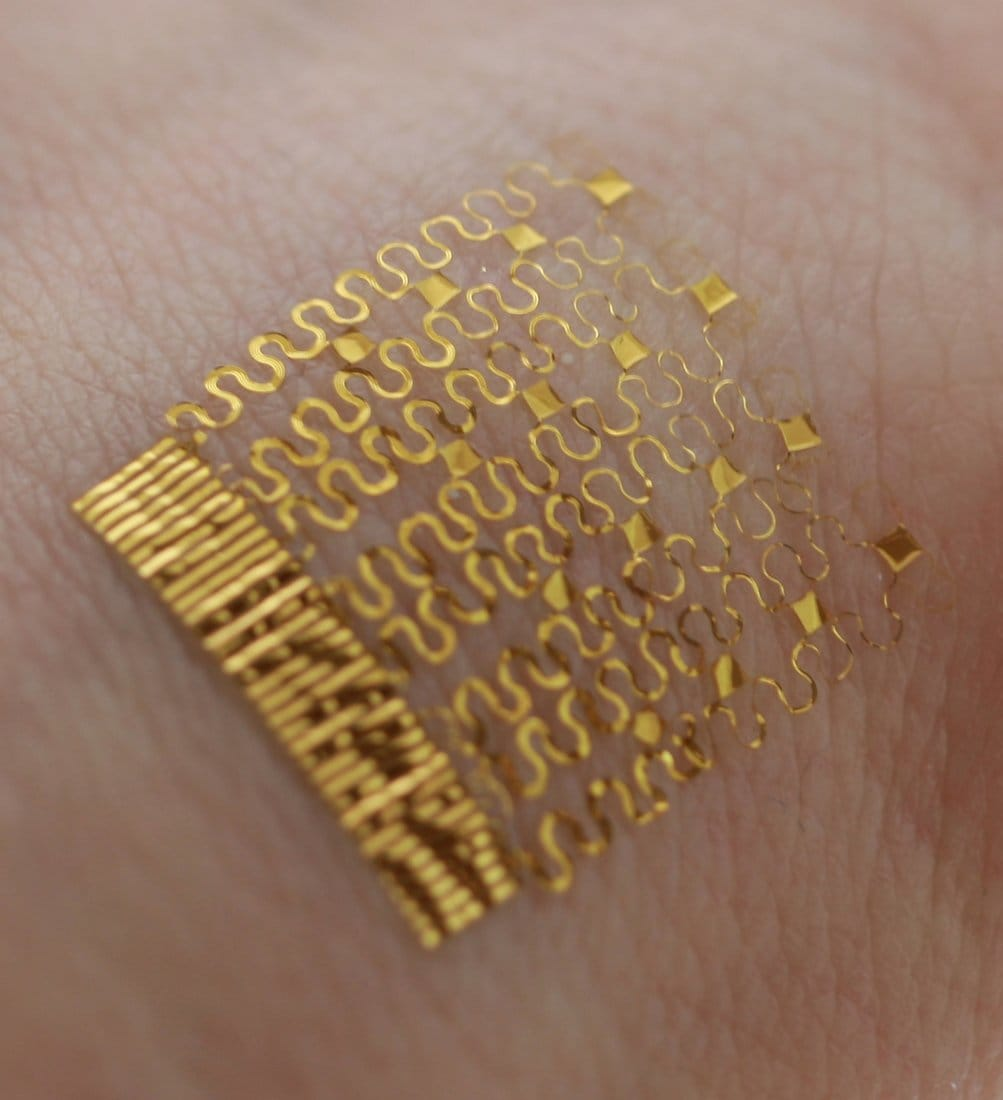Are Wearable Electronics The Future Of Temporary Tattoos??