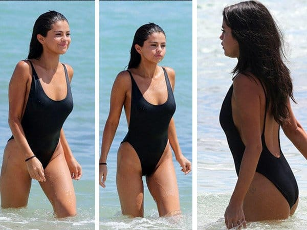 Selena Gomez Turns Heads As She Reveals New Hip Tattoo