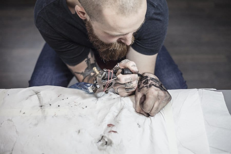 5 Ways DIY Tattoos Are Ruining Tattoos for Everyone Else