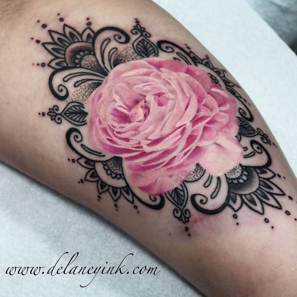 Anali De Laney Em 20 Maravilhosas Tatuagens Parte 2