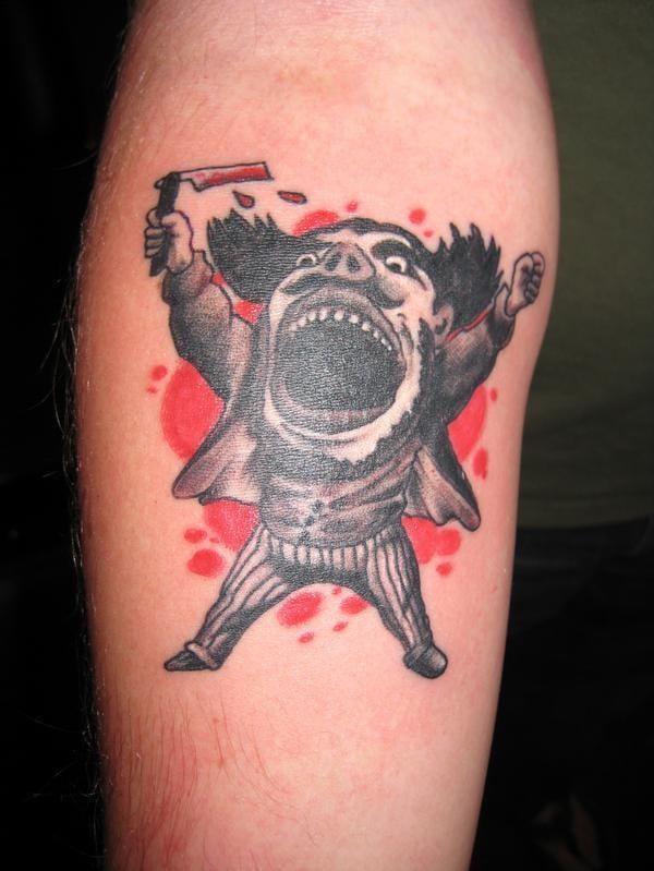 40 mysterious victorian tattoos tattoodo for Sweeney todd tattoo