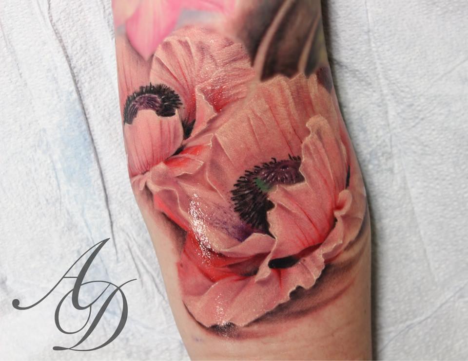 Tatuagens tão delicadas que nem parece que foram feitas com agulhas