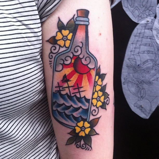 Ashley Love Did An Awesome Job On This Tattoo!