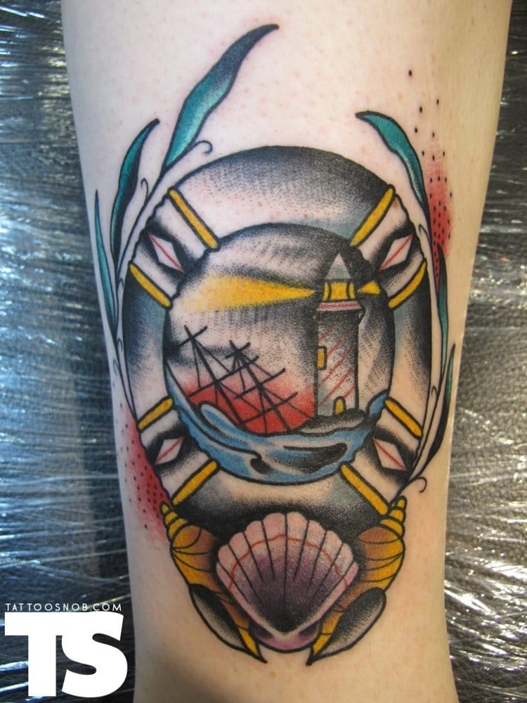 Some Nautical Inspiration by Sam Ricketts