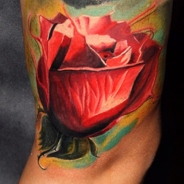 Another very nice rose..