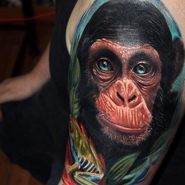 tattoo by Alan Ramirez