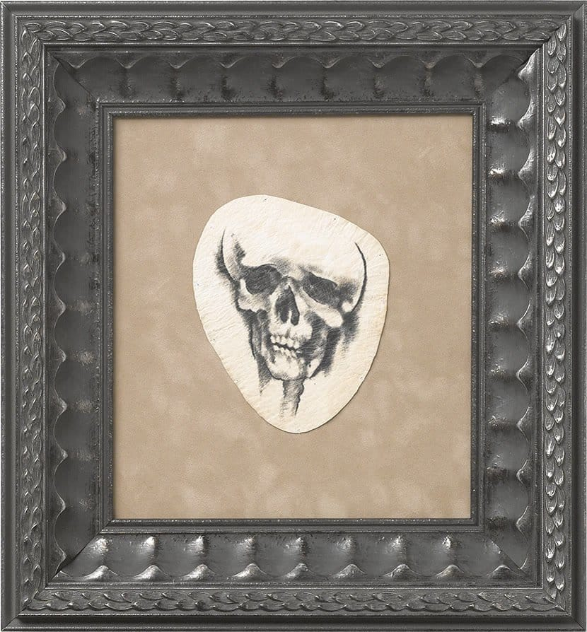 Skull by Dave Chercourt