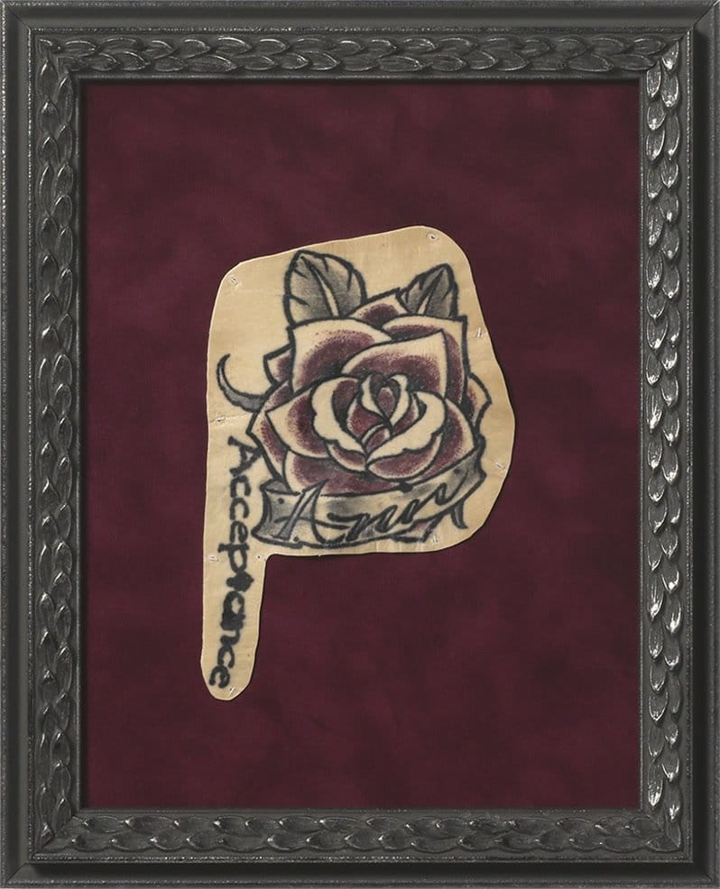 Rose For Grandmother by Chris Jacobs