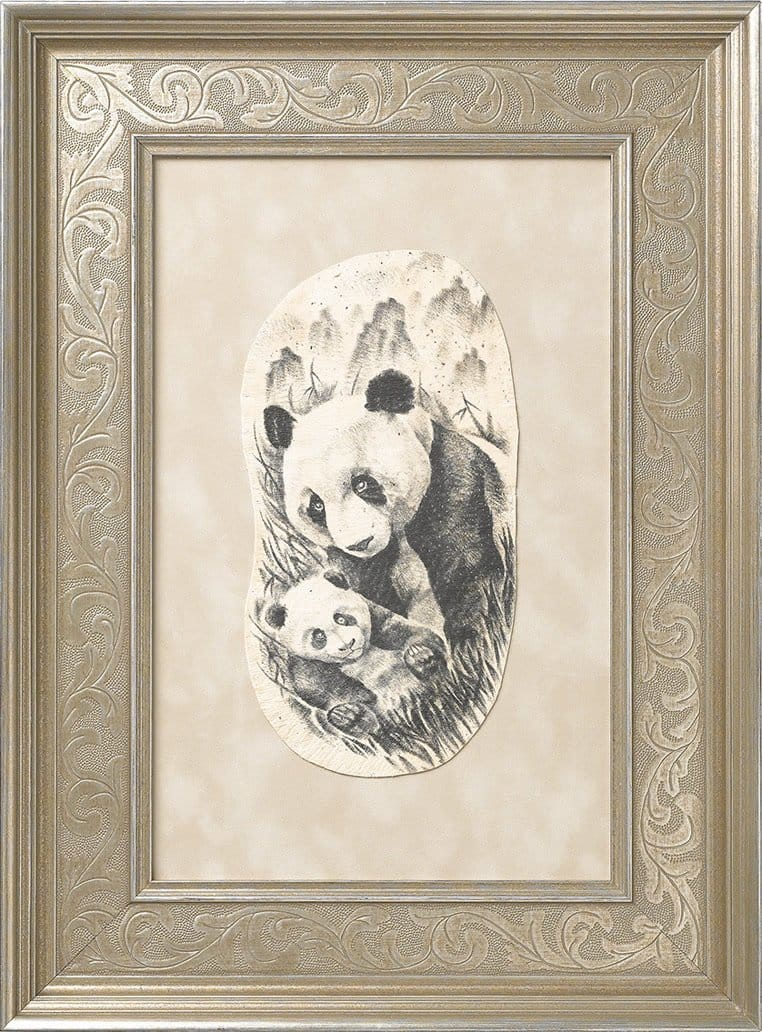 Pandas by Bryan Krause