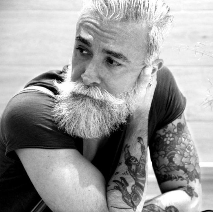 Alessandro Manfredini, black and white