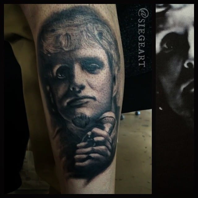 Layne Staley portrait. Any Alice in Chains fans?