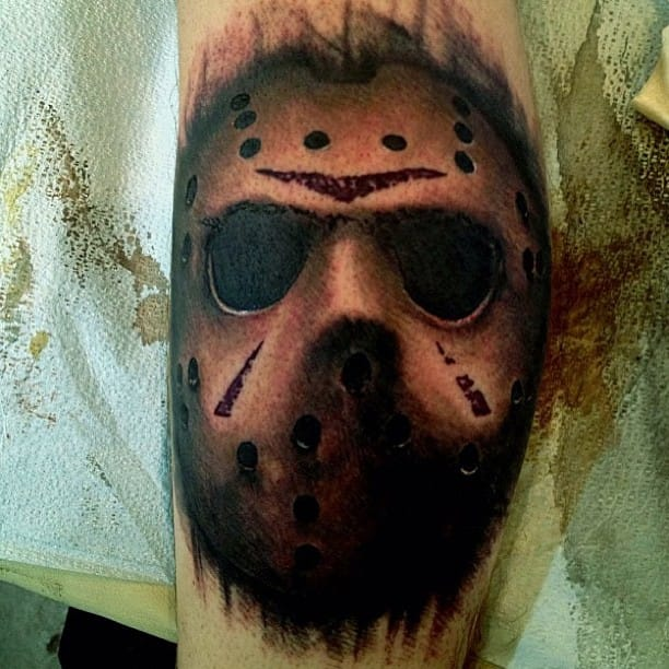 siege jason mask
