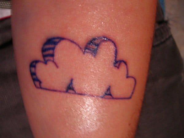Little 3D Cloud by Taylor G