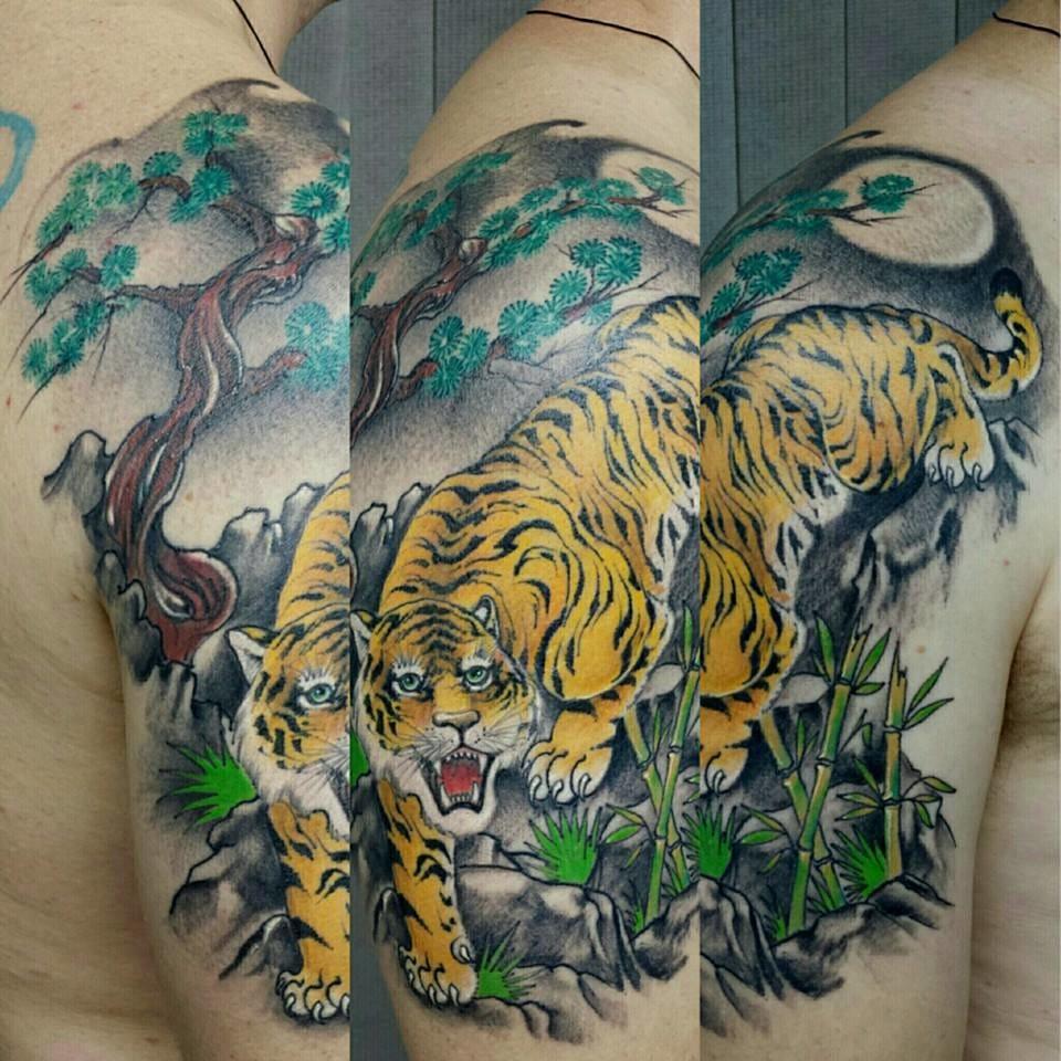 Oriental tradicional